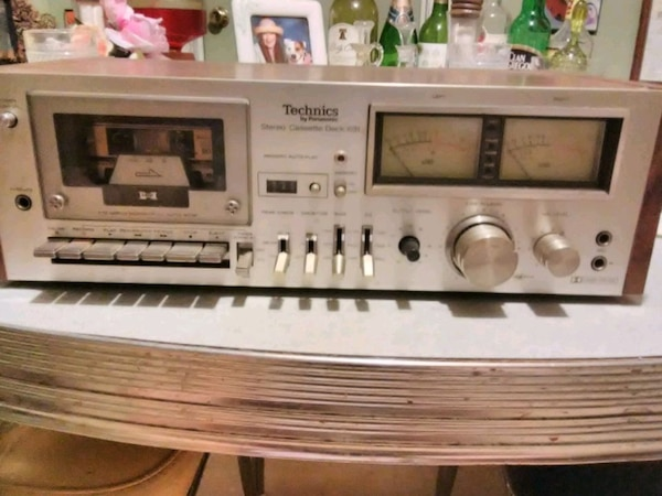 Used Technics by Panasonic Cassette stereo recorder  for sale in