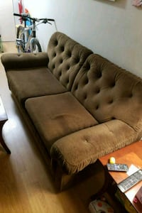Sofa bed with lamp,coffee table pkg Regina, S4S 0H1