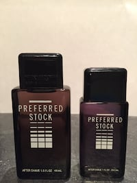 After Shave Preferred Stock Après-rasage