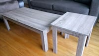 Coffee table set of three. Laval, H7W 2H2