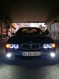 2000 BMW 5-Series Istanbul