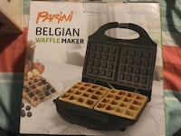 Waffle Maker Silver Spring