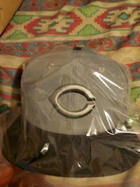 Gray and black Cincinnati Reds baseball cap
