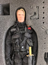 1/6 Scale Expendable 3 movie collectible figures