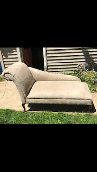 Suede CHAISE LOUNGE (delivery available) Nesconset, 11767