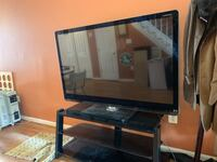 55 inch smart Sharp tv and stand. 1080p Washington, 20012