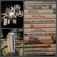 Wii and accessories Calgary, T3K 0A2