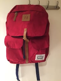 Brand new Levi's backpack 3741 km