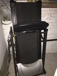 black and gray motorized wheelchair Toronto, M2M 2S2