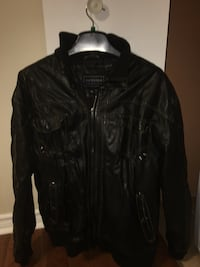 Men leather jacked XL Montréal, H9H 5C3