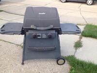 Black outdoor grill Warren, 48089