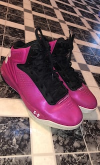 Under Armour Pink women's basketball shoes size 8.5 Carroll Valley, 17320
