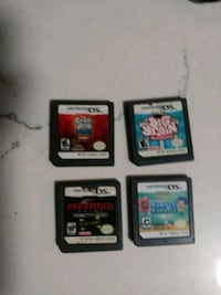 3D DS games all for 25$ Oxnard, 93036