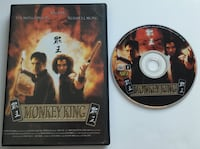 Monkey King Dvd avec Thomas Gibson