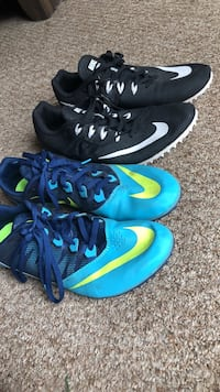 Nike track spikes size 11 Waterford, 16441