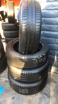black auto tire set screenshot Whittier, 90604