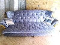 Couch and chair 70$. Delivery 30 clean pet free Edmonton, T6P 1J7