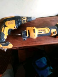 two yellow and black DeWalt reciprocating saw Milford, 45150