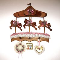 Wooden Wall Hanging York