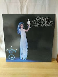 Stevie Nicks Bella Donna Record Album