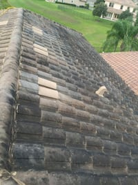 Roof cleaning  Kissimmee, 34744