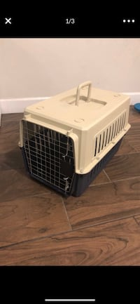 Dog travel cargo crate carrier