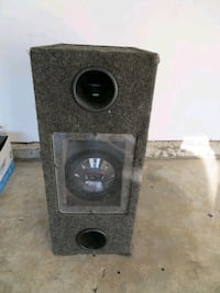"Dual 10"" MTX Subwoofers and Enclosure Frederick, 21702"