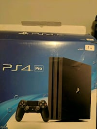 Playstation 4 Pro with Controller Wichita, 67212