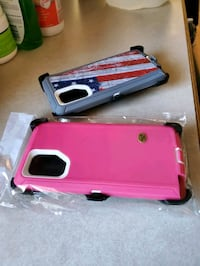 Otterbox defender cases (unbranded) for Samsung galaxy note 10.