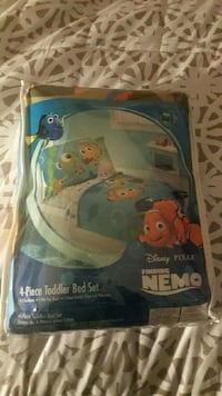 Finding nemo toddler bed set Hayward, 94544