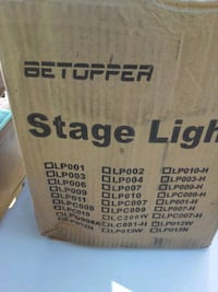 Stage light Chillicothe, 45601