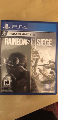 Rainbow six siege ps4 Toronto, M5B 1S8