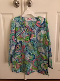 never worn lilly pulitzer top Frederick, 21701