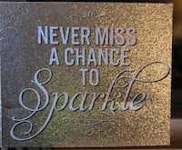 Never miss a chance to SPARKLE Burke, 22015