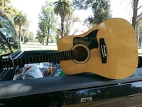 brown and black acoustic guitar Long Beach, 90814
