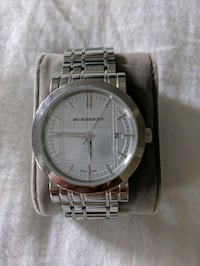 Beautiful like new Burberry watch Ashburn, 20148