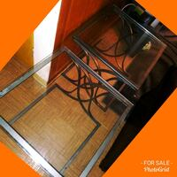 Glass end tables North Riverside, 60546