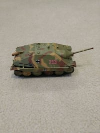 Green and Brown German Tank Toy Rockville, 20852