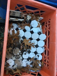 Free assorted tile. Plus lots of Teracada tiles. Pick up