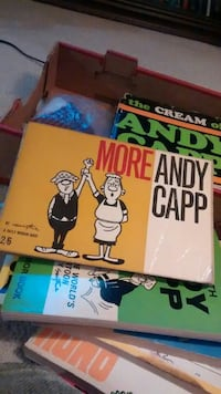 More Andy Capp book Toronto