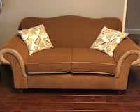 Two seater sofa Delta, V4C 1Y1