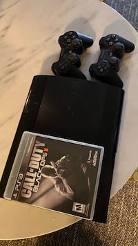 PS3/Games/Controllers