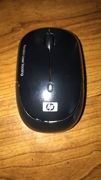 black and gray HP cordless mouse Los Angeles, 91335