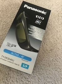 Brand new Panasonic Viera 3D glasses