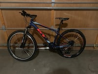 Got Red And blue Mountain Bike (Please Read Discription) Ajax, L1Z 0B7