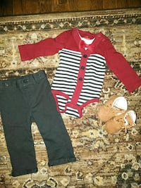 6-9 month outfit Tulsa, 74115