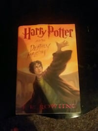 Harry potter and the deathly hallows. Phenix City