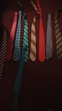 10 new ties...nuatica chaps polo george ect Lakeland, 33801