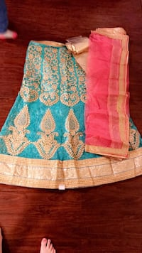 Indian lehenga  Burnaby, V3N 2R5