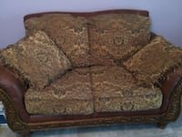 Matching Sofa and love Seat with pillows NEWORLEANS